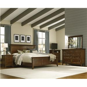AAmerica Westlake King Bedroom Group