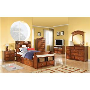 Acme Furniture Brandon Bedroom Group