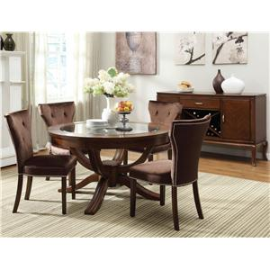 Acme Furniture Kingston Formal Dining Room Group