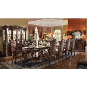 Acme Furniture Vendome Formal Dining Room Group
