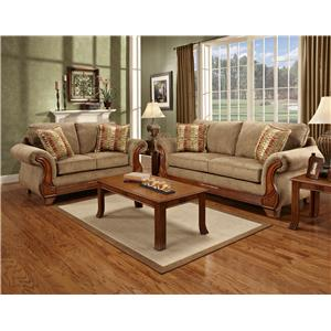 8400 by Affordable Furniture