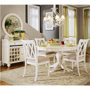 American Drew Camden - Light Casual Dining Room Group