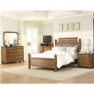 American Drew Grand Isle Queen Bedroom Group