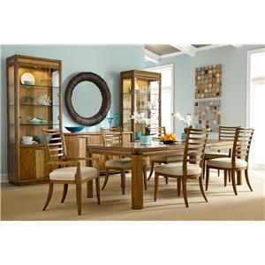 American Drew Grove Point Casual Dining Room Group 2