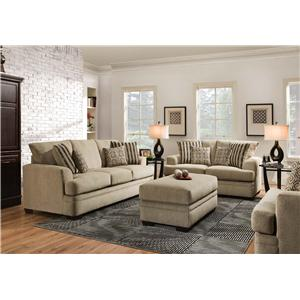 3650 by American Furniture