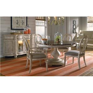 A.R.T. Furniture Inc Belmar II Formal Dining Room Group