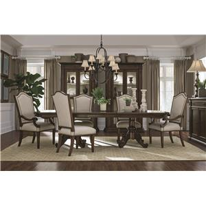 A.R.T. Furniture Inc Chateaux Formal Dining Room Group