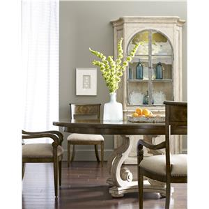 A.R.T. Furniture Inc Firenze Formal Dining Room Group