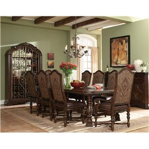 A.R.T. Furniture Inc Valencia Dining Room Group