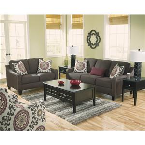 Ashley Furniture Dinelli Stationary Living Room Group