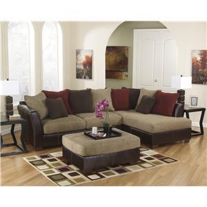 Sanya - Mocha by Ashley Furniture