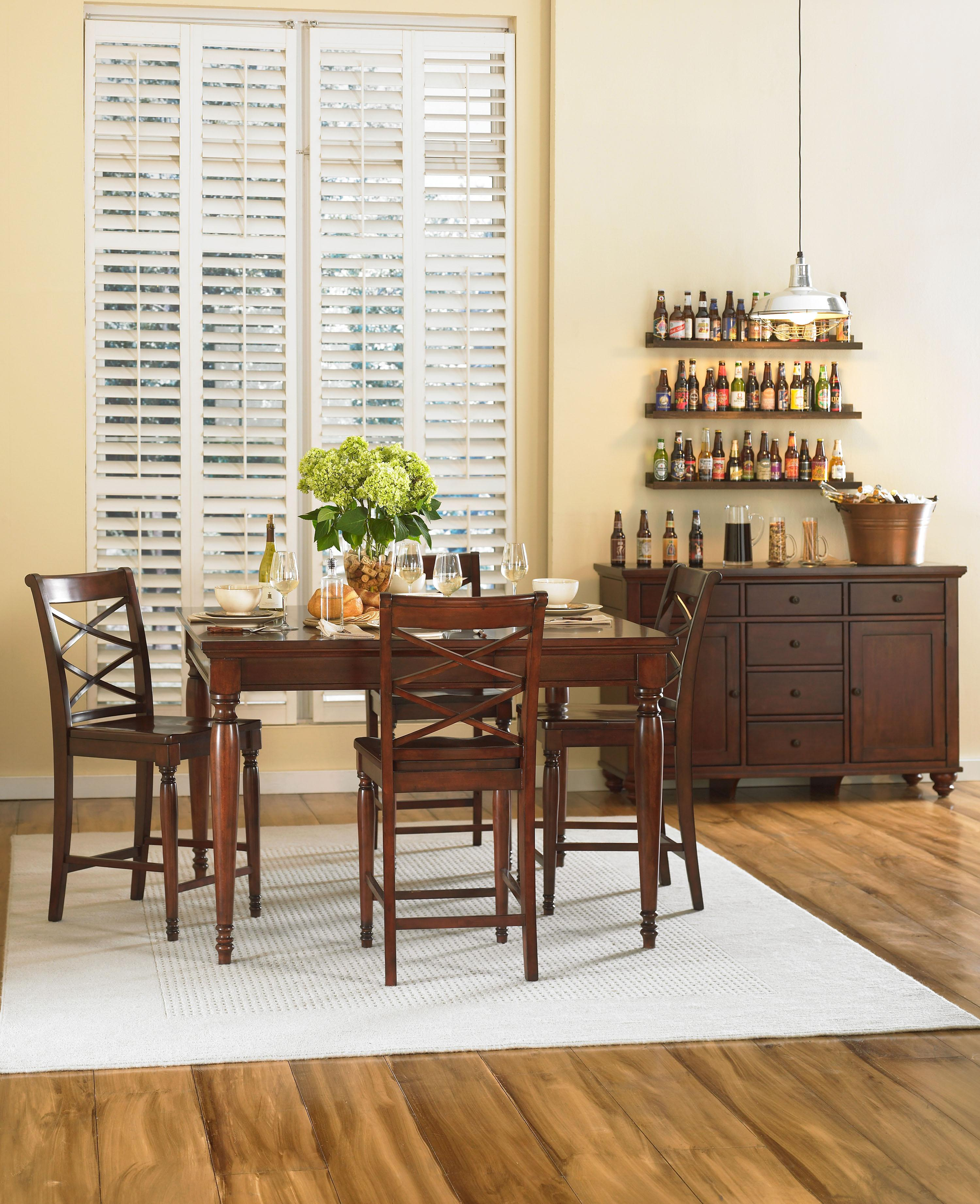 Informal Dining Room: Casual Dining Room Group By Aspenhome
