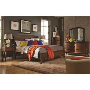 Aspenhome Palomar King Bedroom Group