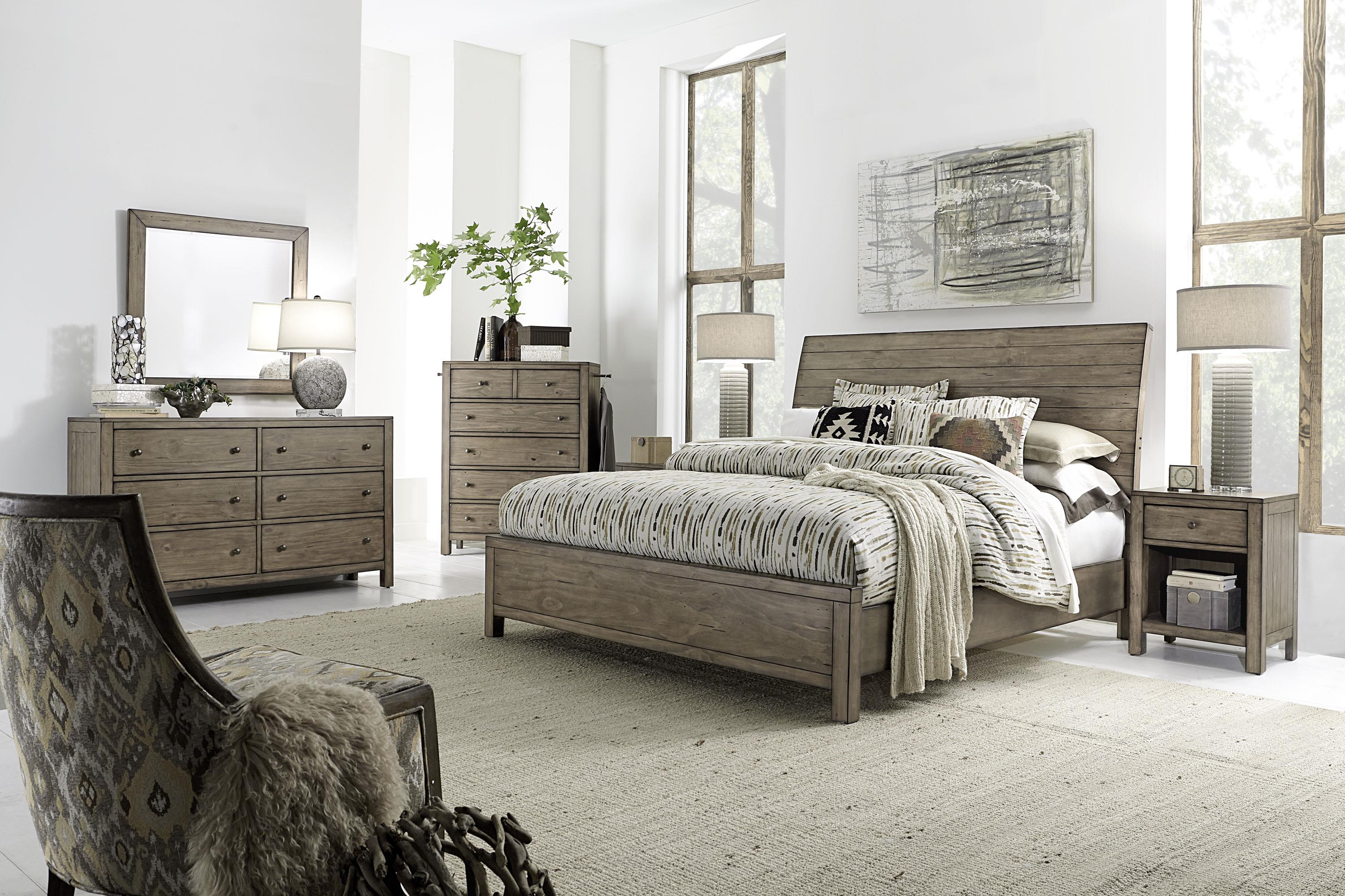 California King Bedroom Group by Aspenhome | Wolf Furniture