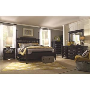 Aspenhome Young Classics Queen Bedroom Group