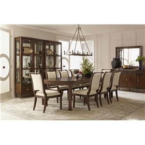Bernhardt Beverly Glen Formal Dining Room Group