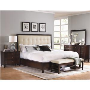 Bernhardt Westwood Queen Bedroom Group