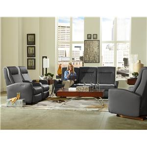 Best Home Furnishings Costilla Power Reclining Living Room Group