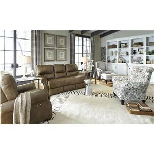 Vendor 411 Damien Reclining Living Room Group
