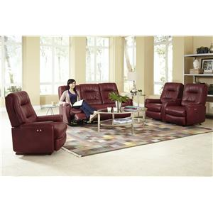 Vendor 411 Felicia  Reclining Living Room Group