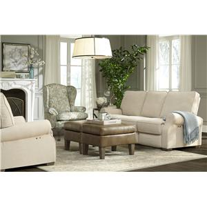 Best Home Furnishings Hattie Reclining Living Room Group