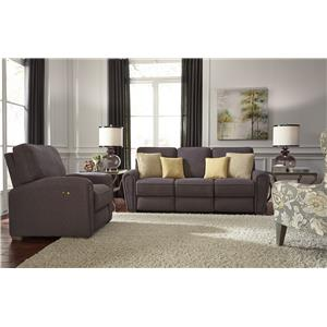 Vendor 411 Miriam Reclining Living Room Group