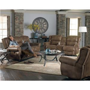 Vendor 411 Terrill Reclining Living Room Group