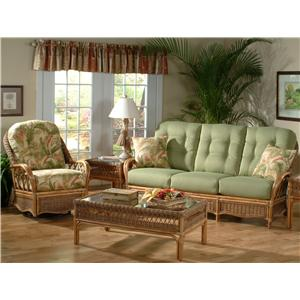 Braxton Culler Everglade Stationary Living Room Group