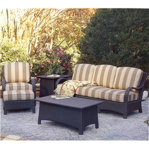 Braxton Culler Brighton Pointe Outdoor Conversation - Chat Set
