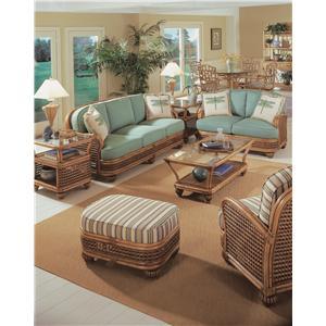 Braxton Culler Captiva  Stationary Living Room Group