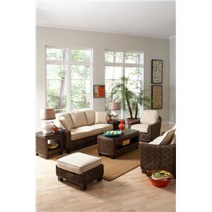 Vendor 10 Casablanca  Stationary Living Room Group