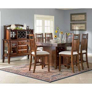 Broyhill Furniture Vantana Casual Dining Room Group