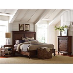 Broyhill Furniture Cascade Queen Bedroom Group