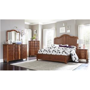 Broyhill Furniture Creswell King Bedroom Group
