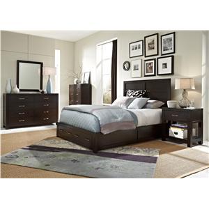 Broyhill Furniture Primo Vista King Bedroom Group