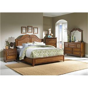 Broyhill Furniture Samana Cove Queen Bedroom Group