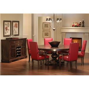 Canadel Champlain - Custom Dining Formal Dining Room Group