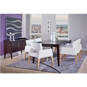 Canadel Custom Dining Formal Dining Room Group