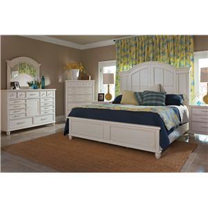 Carolina Preserves by Klaussner Sea Breeze King Bedroom Group