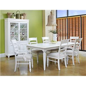 Carolina Preserves by Klaussner Sea Breeze Dining Room Group