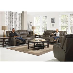 Catnapper Carmine Reclining Living Room Group