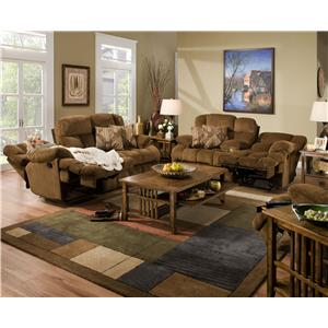 Catnapper Concord  Reclining Living Room Group