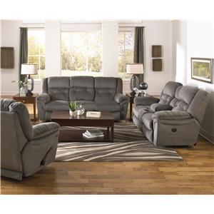 Catnapper Joyner Reclining Living Room Group