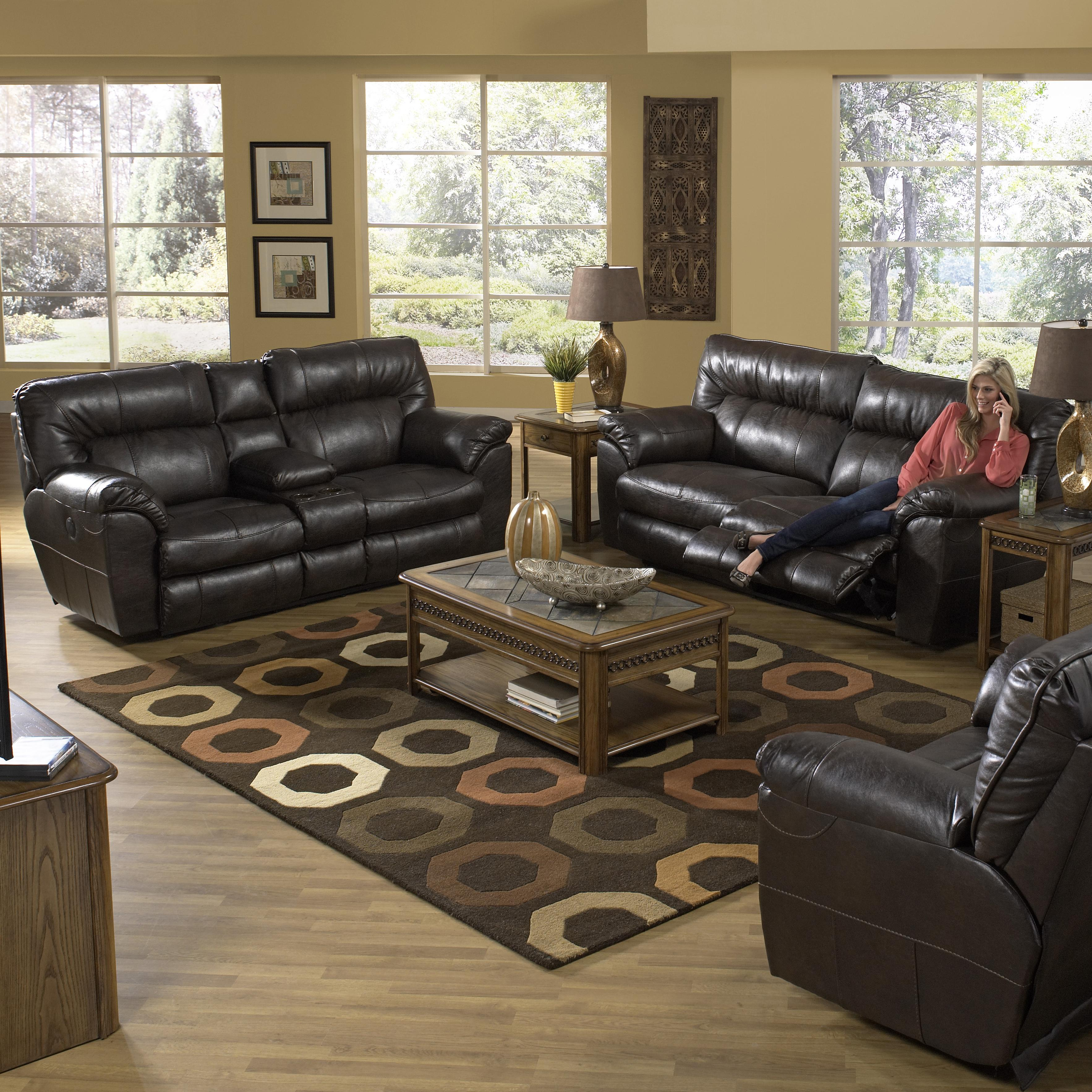 Power Reclining Living Room Group By Catnapper Wolf And Gardiner Wolf Furniture