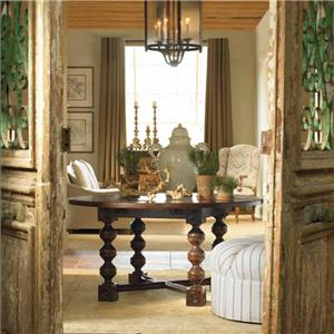 Century Marbella 661 Round Alba Dining Table