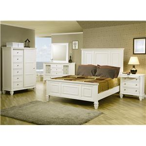 Bedroom Furniture Coaster Fine Furniture Bedroom