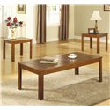 3 Piece Occasional Table Sets by Coaster