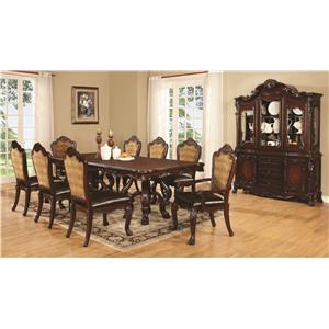 Coaster Benbrook Formal Dining Room Group