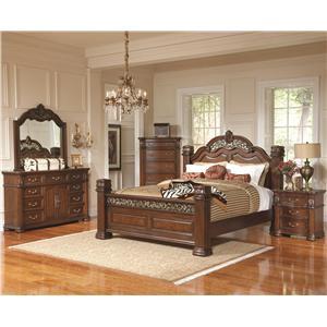 Coaster DuBarry Queen Bedroom Group