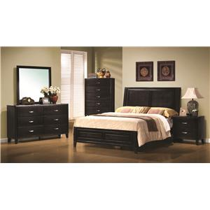 Coaster Nacey Queen Bedroom Group